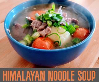 Himalayan Noodle Soup