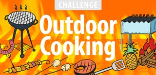 Outdoor Cooking Challenge 2016