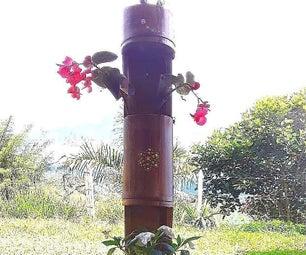 瓜杜瓦多植物锅