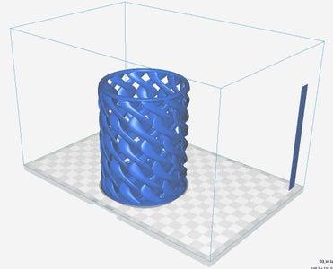 Preparing the 3D Print File