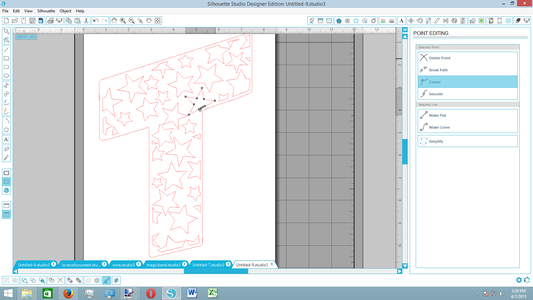 Create an Offset and Crop Your Pattern