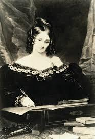 Library Visit With Mary Shelley