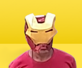 How to Build an Iron Man Helmet ! (With Movable Face Plate ! )