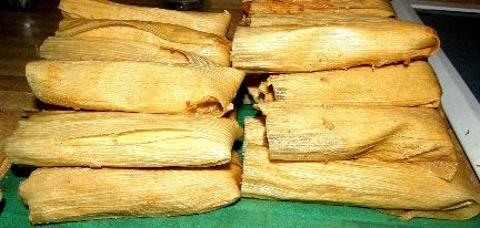 Tamales ~ Holiday Tradition of the Southwest!