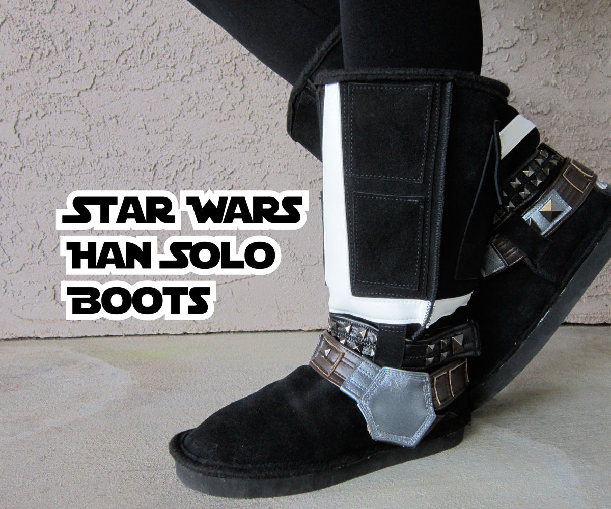 Star Wars Han Solo Boots