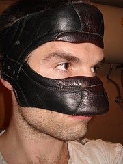 NOSE AND FACE PROTECTOR