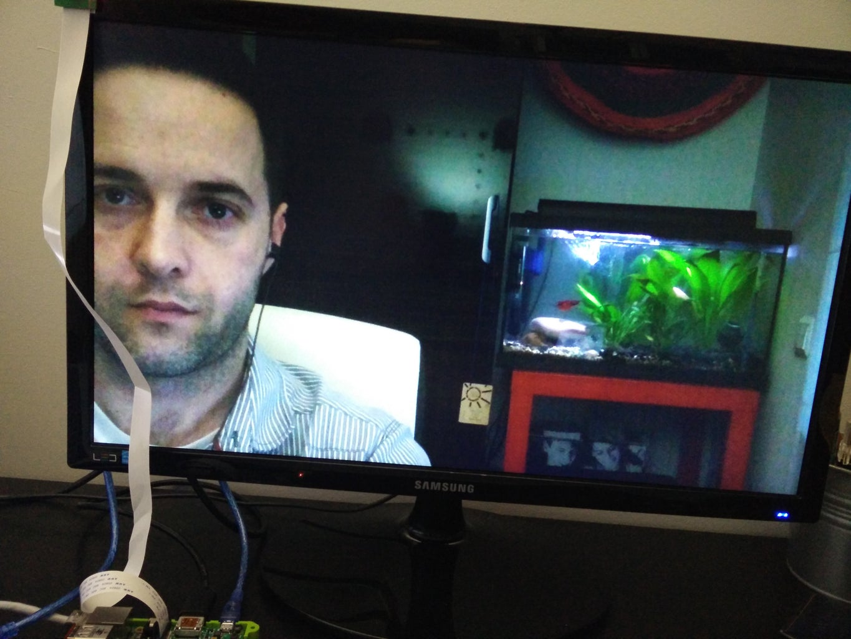 Programming - Camera Preview