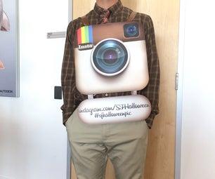 Interactive Instagram Costume