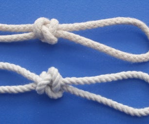 Slipped Overhand Knot Lanyard