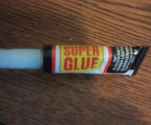 DIY Vacuum Cleaner Belt Using Super Glue