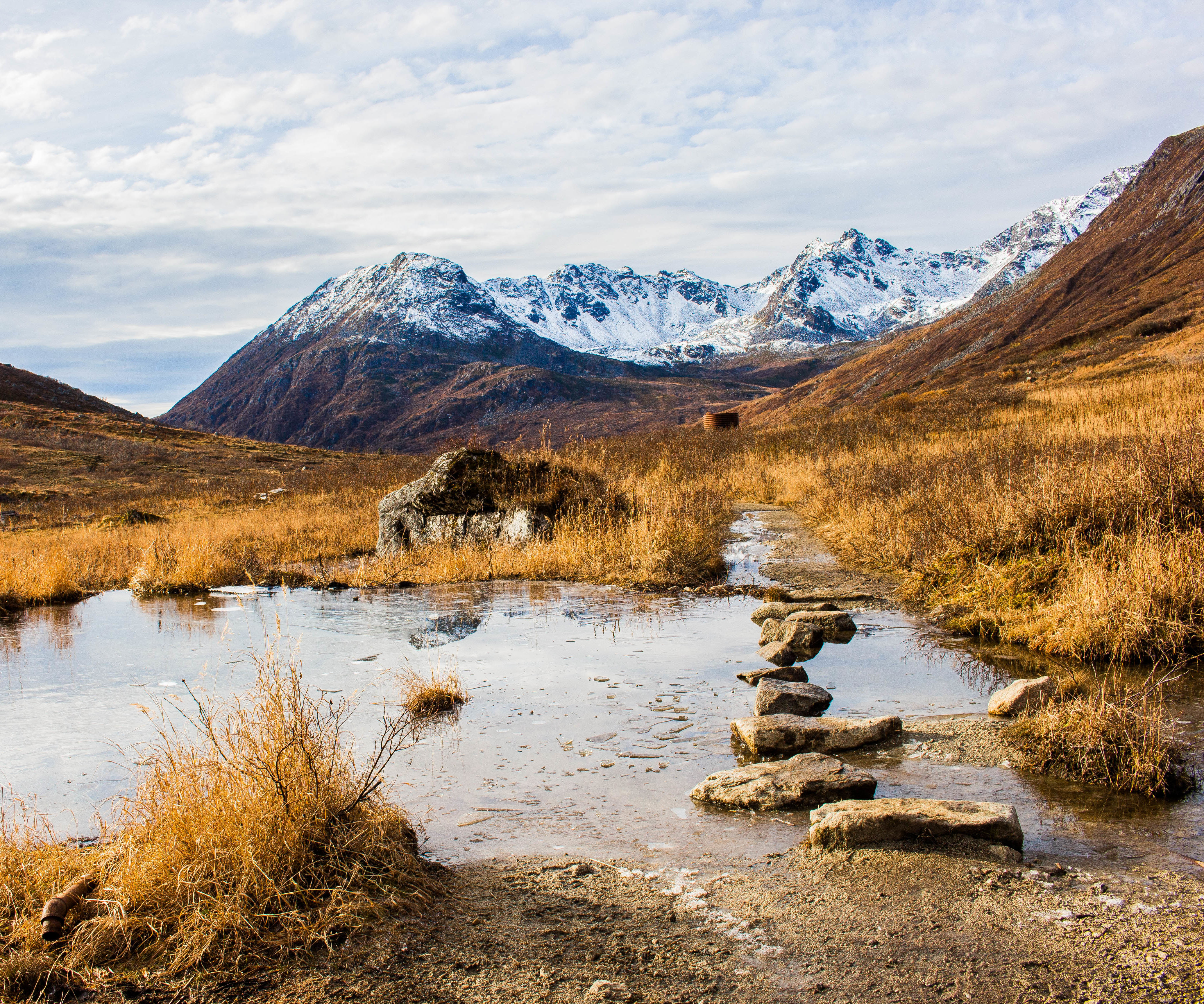 How To Survive A Backpacking Trip In Alaska 9 Steps With Pictures Instructables