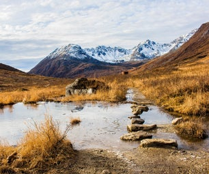 How to Survive a Backpacking Trip in Alaska