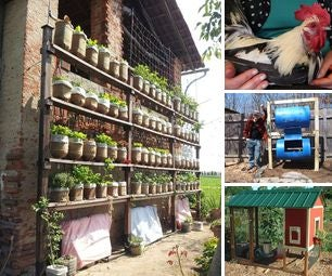 Homesteading and Gardening Projects