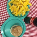 Prop Fake Diner Food Burgers, Chips, Fries, Hotdogs for Grease the Musical
