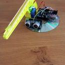 Easy arduino sentry gun