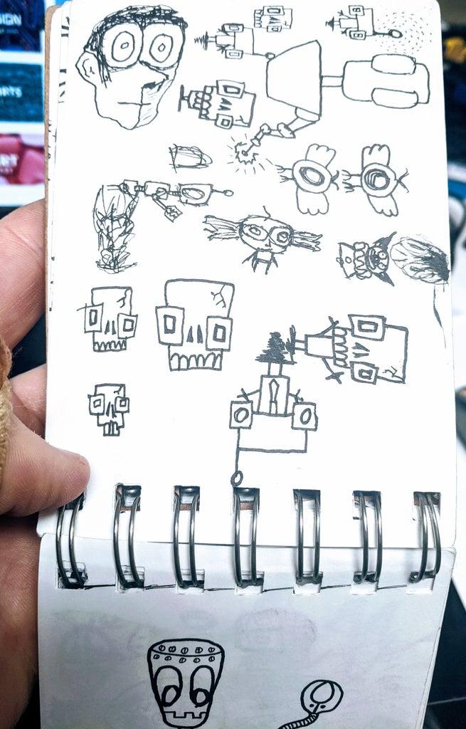 Digitize Your Doodles