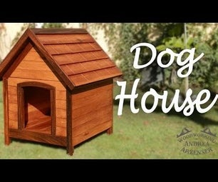 Dog House (cottage Style)