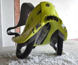 Concept Snowblower AV1110