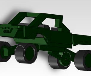 Futuristic Truck!