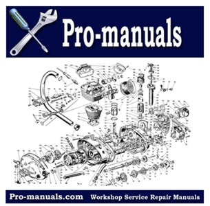 Get the Service Manual!