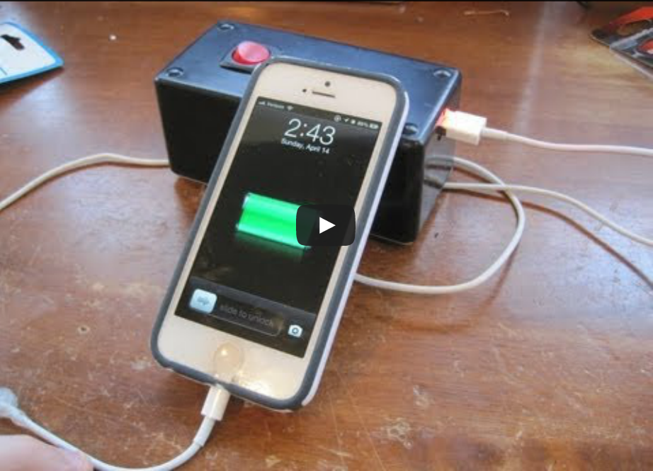Easy Portable USB Charger