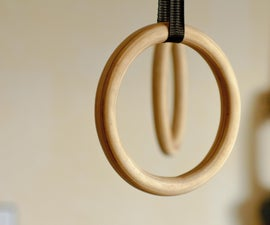 DIY Gym Rings