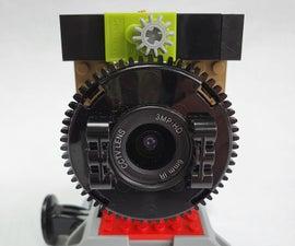 Focus the Pi High Quality Camera With Lego and a Servo