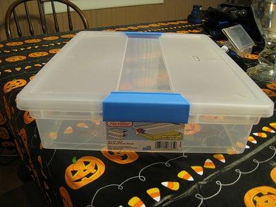 Prepare the Project Box.