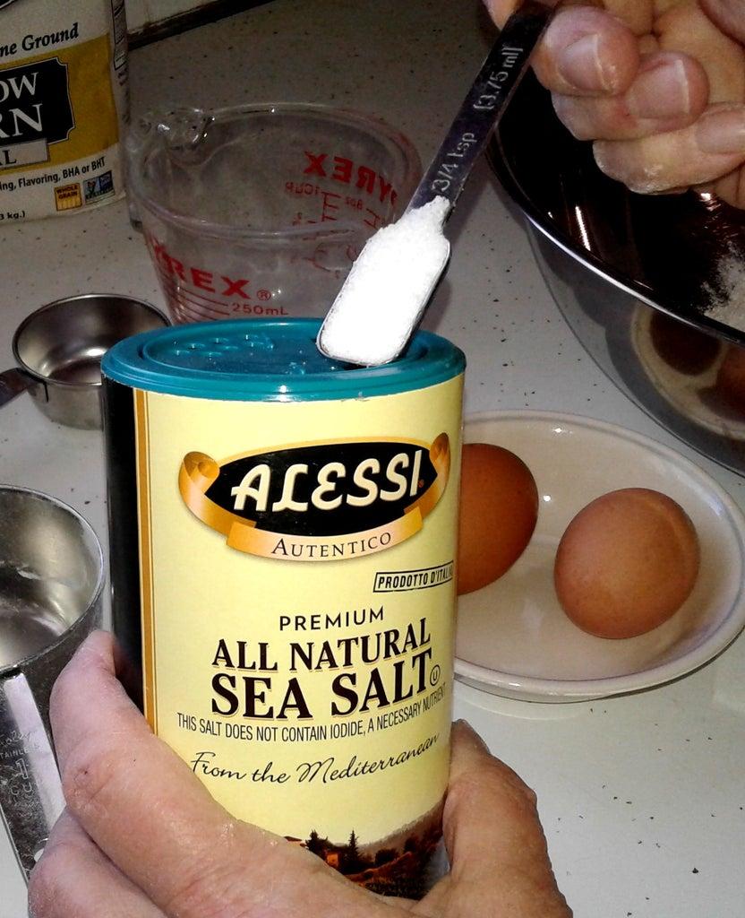 Add the Salt
