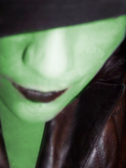 Elphba From Wicked the Musical