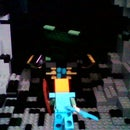 I Built a Nightmare (Minecraft Deep Dark Diorama/set Piece)