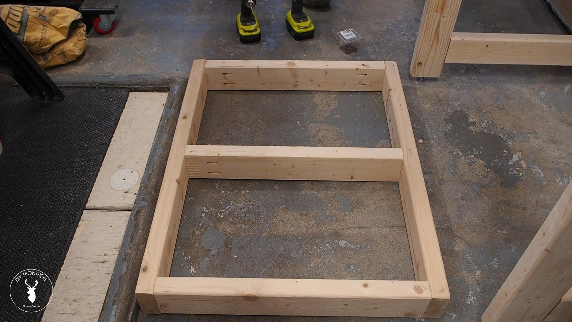Miter Saw Platform
