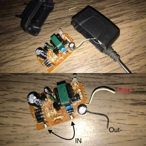 Swapping the Circuit Board