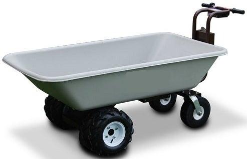 Electric Garden Cart 4 Steps Instructables