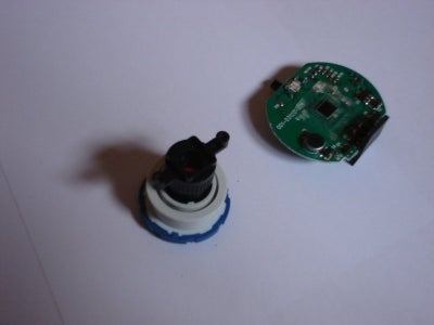 Seperate the Lens Enclosure From the PCB