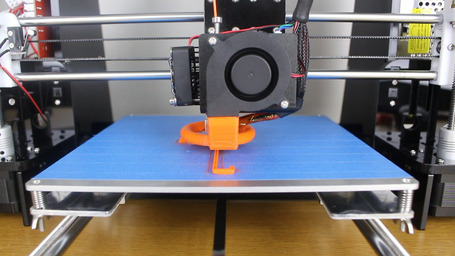 Upgrade 1: Center Nozzle Fan