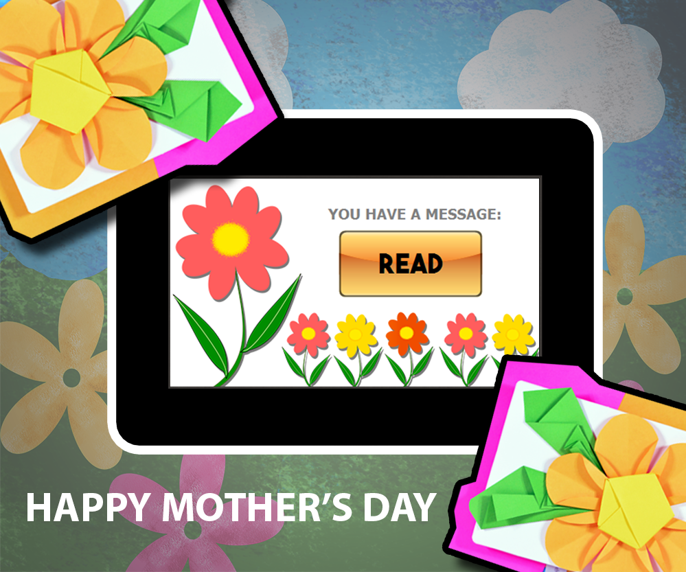 Mother's Day E-Card