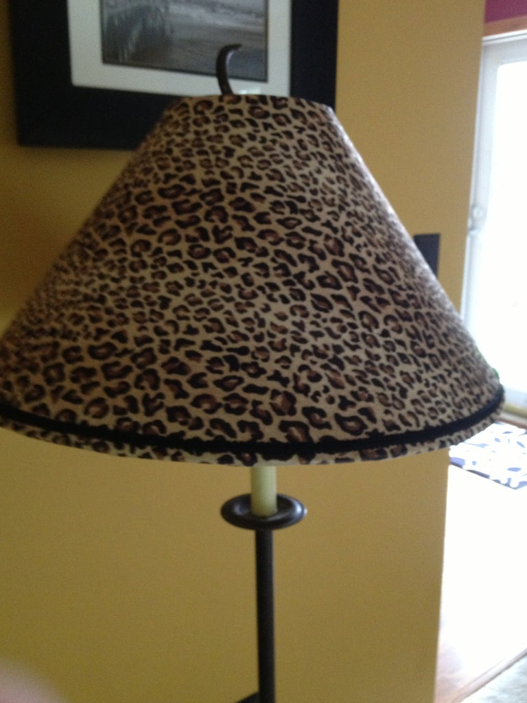 How to Make a Bad Lampshade