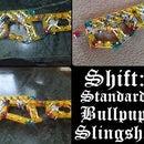 Shift: Standard Pin, Bullpup, and Slingshot.