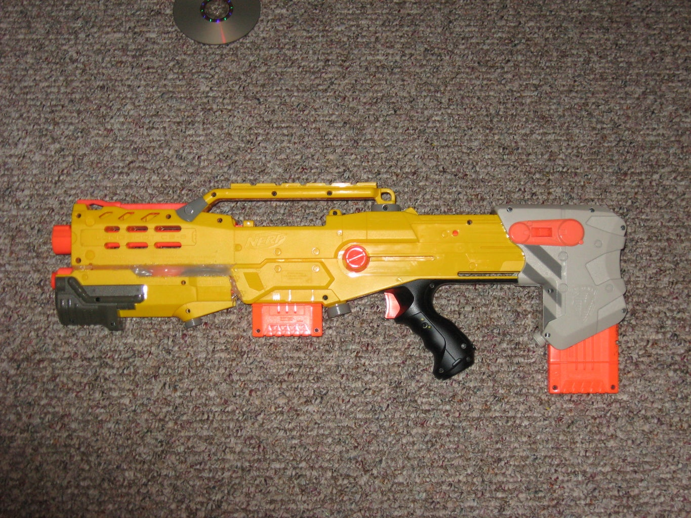 How to Make Your LongShot Shoot All Nerf Darts.