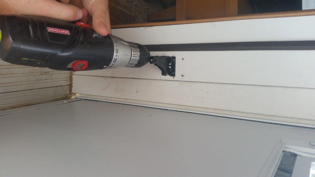 Install the New Frame Bracket