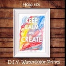 How to make your own work of art !!