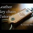 Leather Key Chain Tutorial