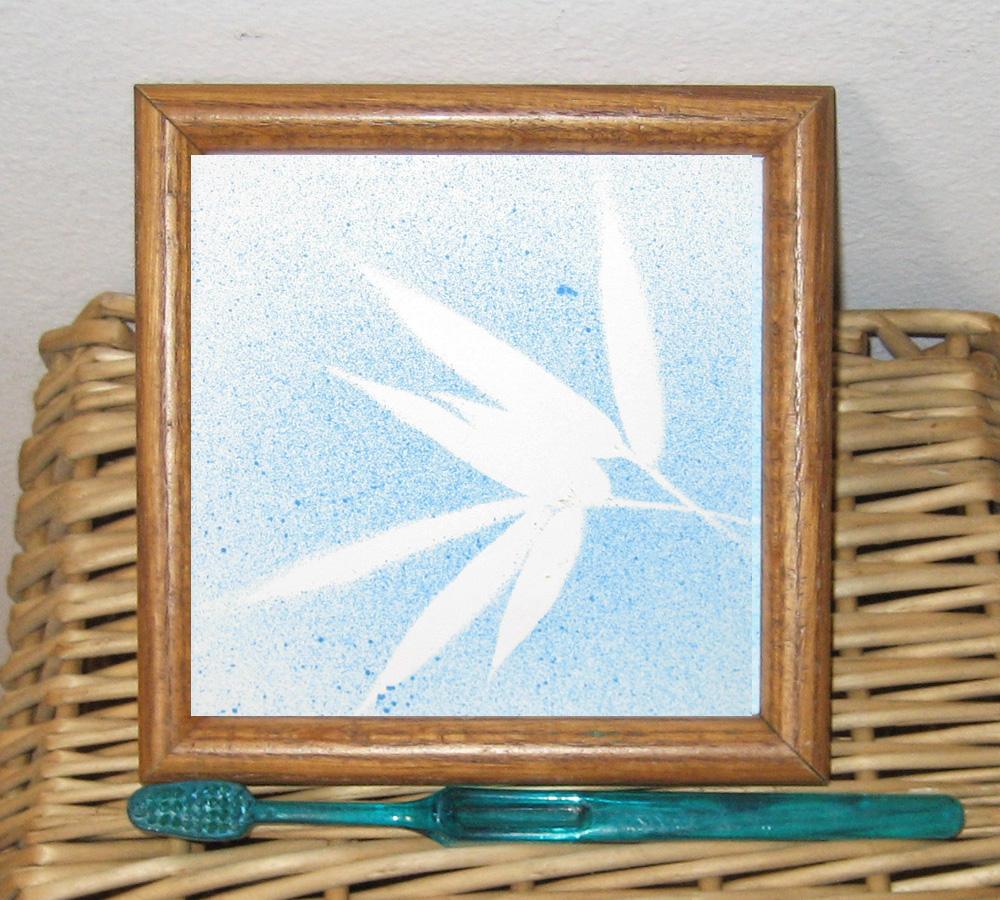 Toothbrush Painting