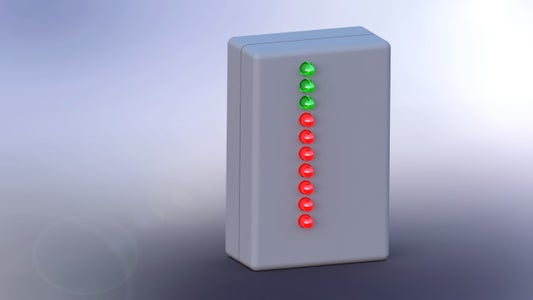 Temperature Sensor for Shower