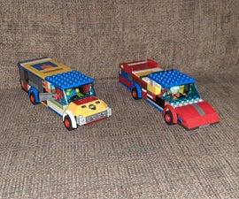 Lego Racecars