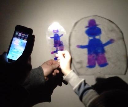 DIY projector 4 Kids (cheap!)