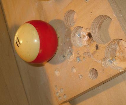 Drilling Spheres