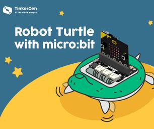 Micro:bit Robot Turtle