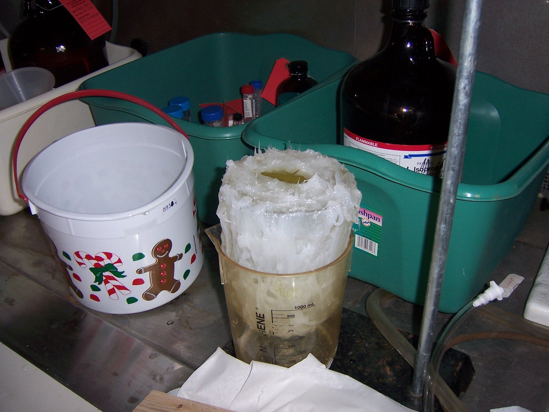 Pour the Mold